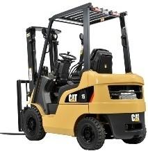 Caterpillar Diesel Forklift Truck DP15N, DP18N, DP20N, DP20CN, DP25N, DP30N, DP35N Service Manual