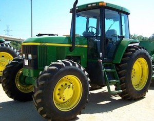 John Deere 7210, 7410, 7510 Tractors Diagnosis and Tests Service Manual (tm1654)