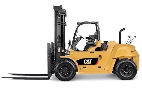 Caterpillar Diesel Forklift Truck DP100N, DP120N, DP135N, DP150N, DP160N Workshop Service Manual