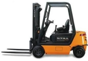 Still Diesel Fork Truck R70-16D, R70-18D, R70-20CD: R7094, R7095, R7096 Parts Manual