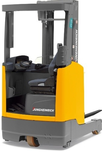 Jungheinrich Electric Reach Truck ETV110, ETV112 (from 07.2014) Workshop Service Manual