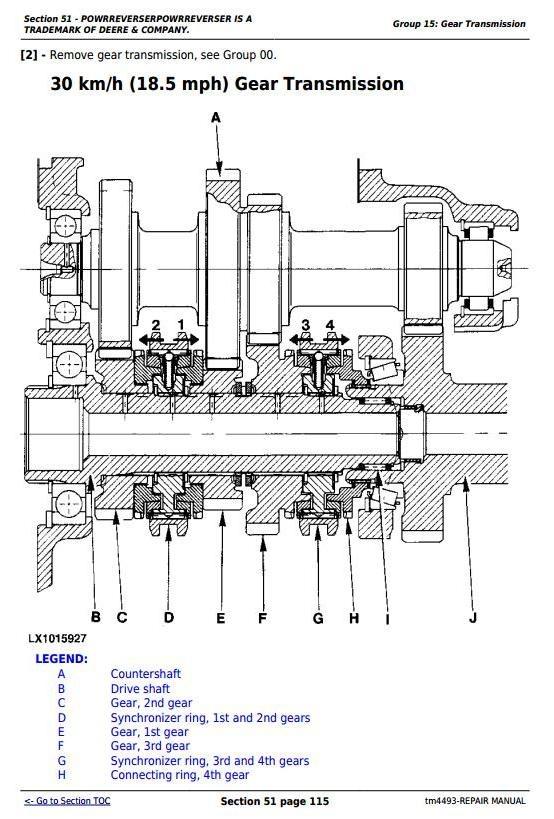 john deere 6100 6200 6300 6400 6506 6600 se6100 rh sellfy com John Deere Wiring Harness Diagram John Deere Ignition Wiring Diagram
