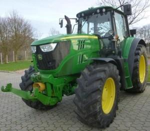 John Deere 6150M and 6170M  2WD or MFWD Tractors Service Repair Manual (TM405919)