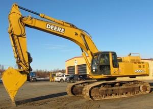 John Deere 450CLC Excavator Diagnostic, Operation and Test Service Manual (TM1924)
