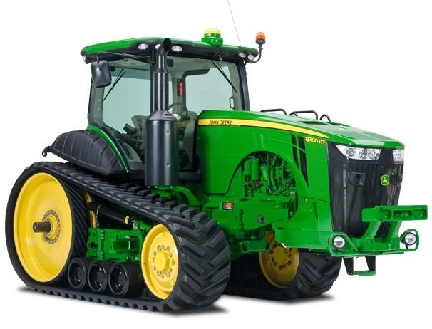 John Deere 8295RT, 8320RT, 8345RT (Worldwide) Tractors Diagnosis and Tests Service Manual (TM104419)