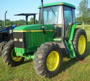 John Deere 6405 and 6605 Tractors Diagnosis and Tests Service Manual (tm4867)