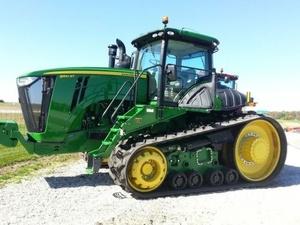 John Deere 9460RT, 9510RT, and 9560RT (9RT Series) Tractors Repair Manual (TM110919)
