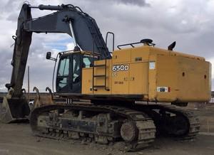 John Deere 650DLC Excavator Service Repair Technical Manual (TM10010)