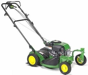John Deere Walk-Behind Rotary Mower JS20, JS30, JS40 Workshop Service Manual (tm1335)