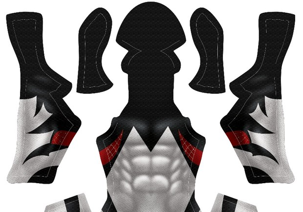 (CUSTOM) Spider Glen pattern