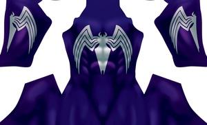 Symbiote V2 (Purple) pattern