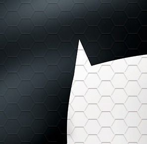 Back In Black pattern (textured)