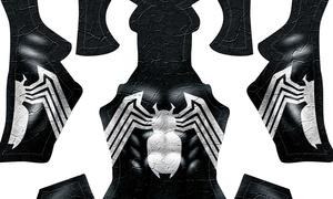BLACK SYMBIOTE V3 pattern