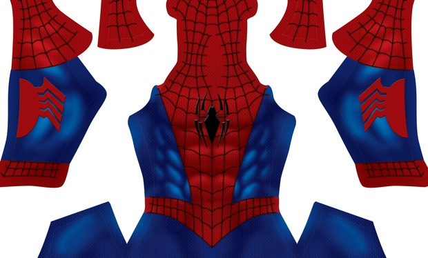 Spider-Man (Earth 616) pattern