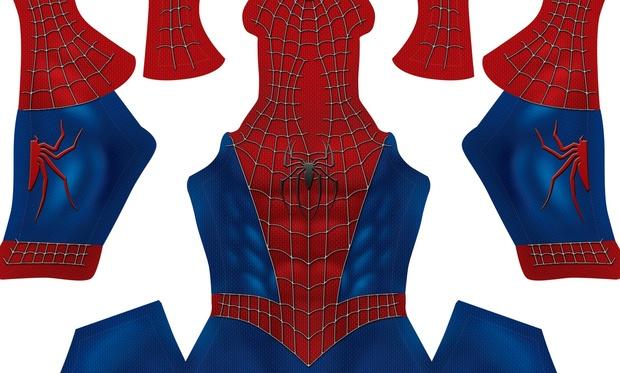 (FREE) Raimi's Spider-Man pattern