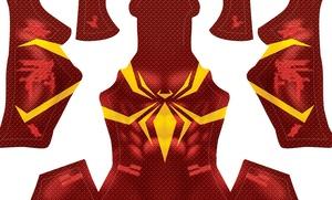 Iron Spider MARK II pattern