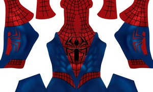 Spider-Man (Earth 982) pattern