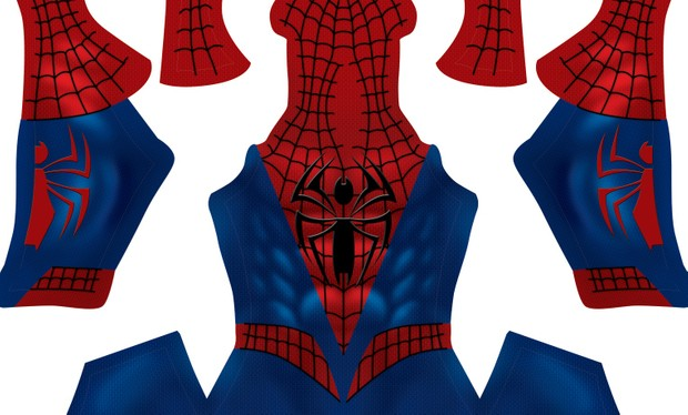 Spider-Man (Earth 982) pattern