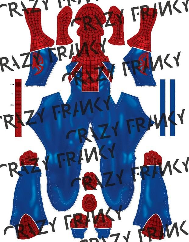 Spider UK V1 pattern