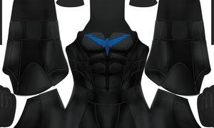 Nightwing V2 pattern