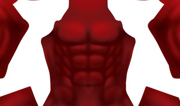 (BRIGHT) Scarlet Spider Base pattern