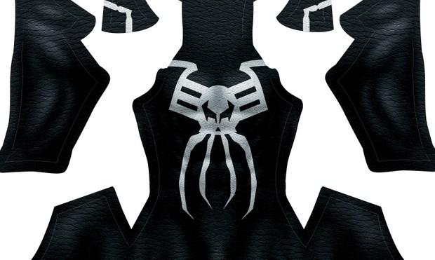 Symbiote 2099 pattern