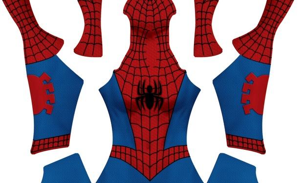 Female Comic Spider-Man