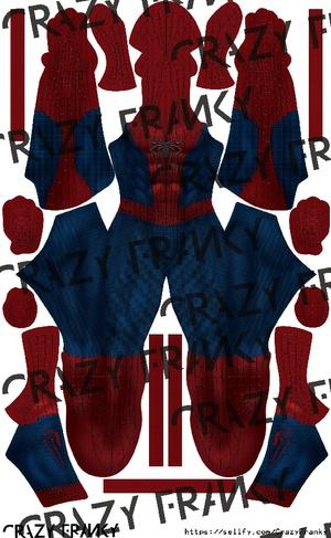 The Amazing Spider-Man 2 pattern
