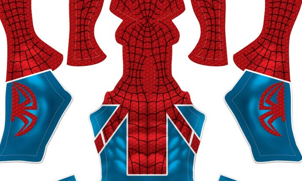Spider UK V2 pattern