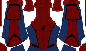 (FREE) Civil War Spider-Man pattern
