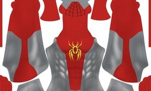 Spider Phoenix pattern