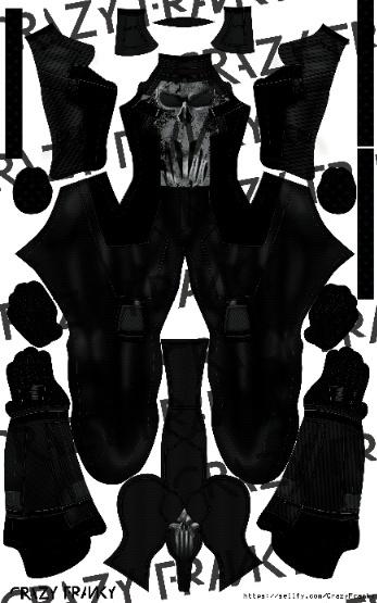 (FREE) Deadpunisher pattern