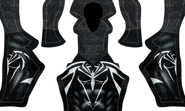 Unlimited Symbiote pattern