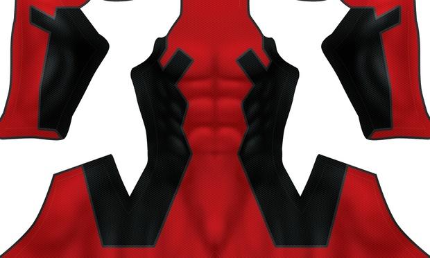 Deadpool (bright) pattern