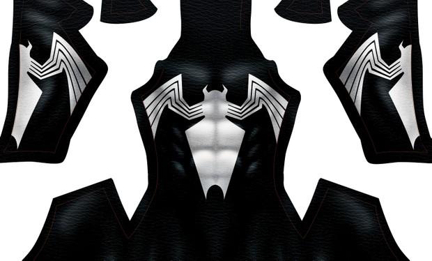 Black Symbiote for SpideyFit V2