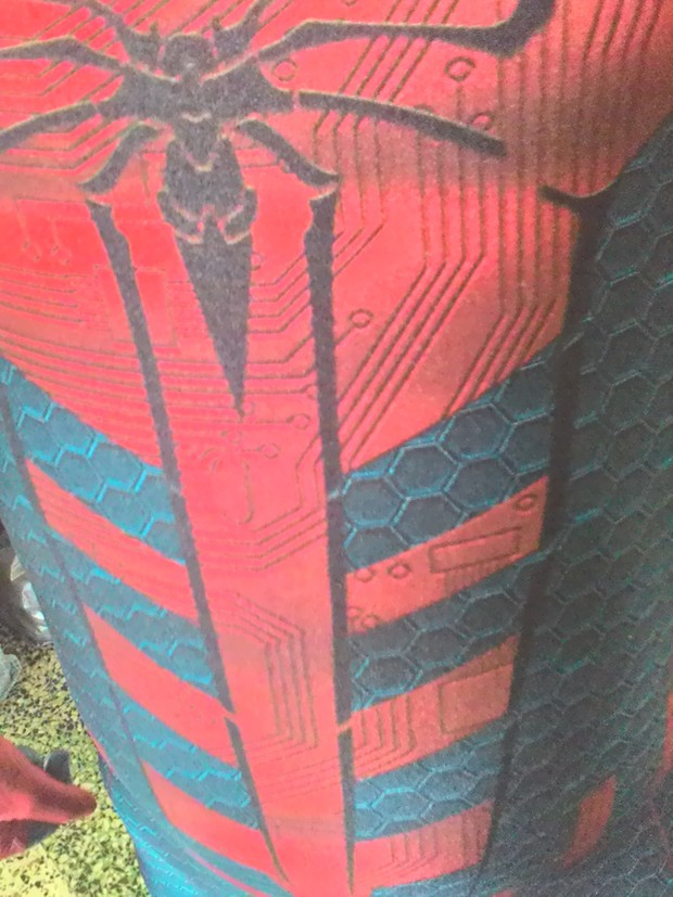 Sentinel Spider V3 pattern