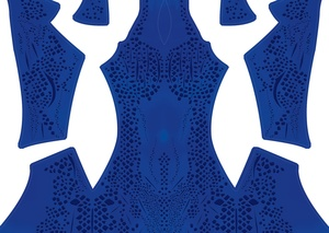 Mystique V2 pattern
