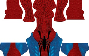 Spider-Man Mangaverse V2 pattern (Short Sleeve)