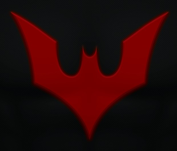 Batman Beyond Pattern Crazyfranky