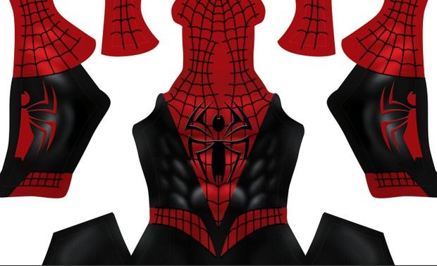 (CUSTOM) Spider-Man (Earth 982) pattern
