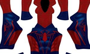 Unlimited Spider-Man V1 pattern