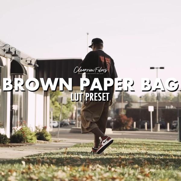 Brown Paper Bag LUT