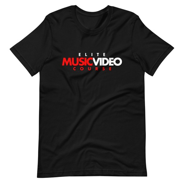 Elite Music Video Course T-Shirt
