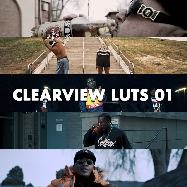 Clearview LUTS 01