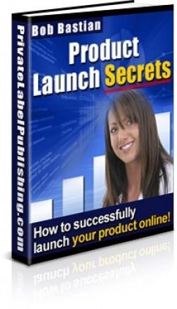 Product Launch Secrets PDF