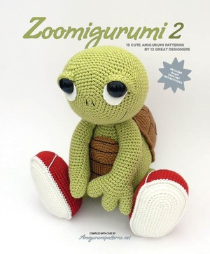 Zoomigurumi 2: 15 Cute Amigurumi Patterns by 12 Great Designers PDF VERSION