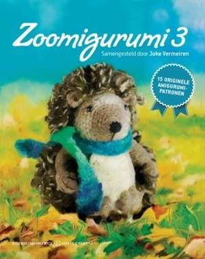 Zoomigurumi 3: 15 Cute Amigurumi Patterns by 12 Great Designers PDF VERSION