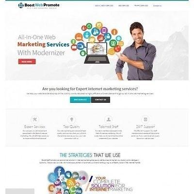 SEO Services Website Script . Make Huge Profit