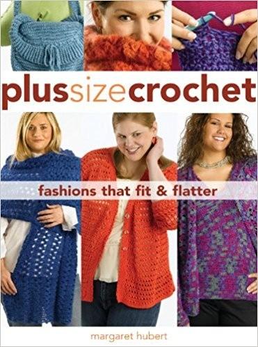 Plus Size Crochet: Fashions That Fit & Flatter PDF Version