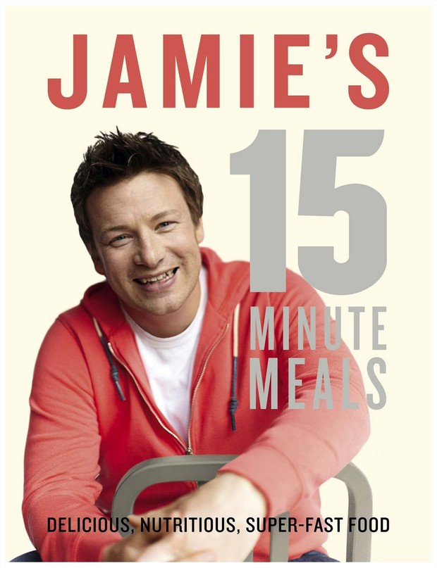 Jamie Oliver 15 Minute Meals epub and mobi included